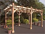 Breeze Cedar Pergola (8 Post)