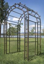 Metal Pergola Arch Add On