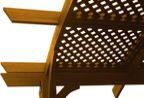 Sonoma Cedar Lattice Roof 12′ (Redwood / Mocha)